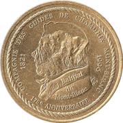 1,5 Euro - Chamonix Mont-Blanc – obverse