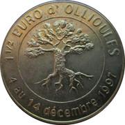 1½ Euro (Ollioules) – reverse