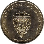 2 Euro (Paris) – obverse