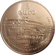 2 Euro (Chambéry) – reverse