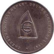 2 Euro (Cherbourg) – obverse
