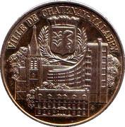 2 Euro (Chatenay-Malabry) – obverse
