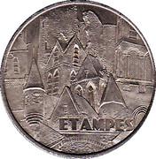 2 Euro (Etampes) – obverse