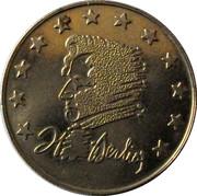 2 Euro (La Cote-Saint-André) – reverse