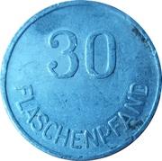 Supermarket deposit token - Flaschenpfand TWS – obverse