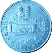 Token - Burg Greifenstein – obverse