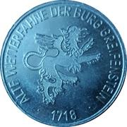 Token - Burg Greifenstein – reverse