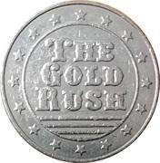 Token - The Gold Rush – obverse