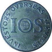 Token - IOS - Investors Overseas Services (Gerhard R.Dolleschel) – obverse