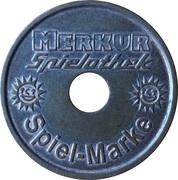 Game Token - Merkur Spielothek – reverse