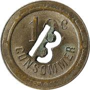 10 Centimes - A consommer (B) – obverse
