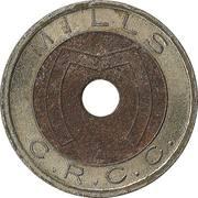 Token - Mills C.R.C.C. – reverse