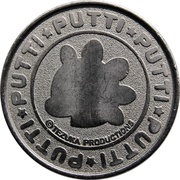 Token - Putti – reverse