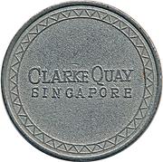 Token - Clarke Quay – obverse