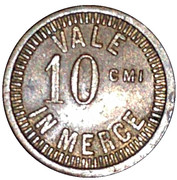 10 Centesimi - Vale in Merce – obverse