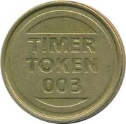 Timer Token 003 – obverse
