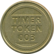 Timer Token 003 – reverse