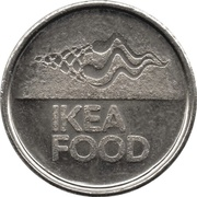 Token - IKEA Food – obverse