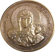 Token - Ioannes Paulus II (Maria Czestochowa) – reverse
