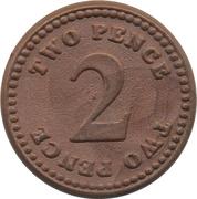 2 Pence – obverse