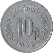 10 Pence - E. Shephard Ltd (Gateshead) – reverse