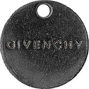 Token - Givenchy – obverse