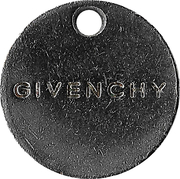 Token - Givenchy – reverse