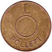 Transport Token - Malmo (L) – reverse