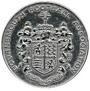 Bournemouth football association 1995-96 – obverse