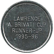 Bournemouth football association 1995-96 – reverse