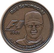 10 Euro - Formula 1 (Ralf Schumacher) – obverse