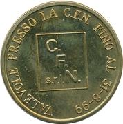 50 Euro Cent - Valevole Presso – obverse