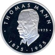 Token - Thomas Mann – obverse
