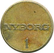 Token - Nyborg (1) – obverse