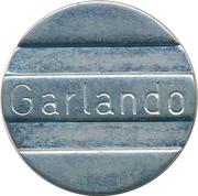 Token - Garlando – obverse