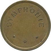 Token - Symphonie – obverse