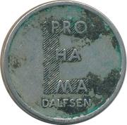 Token -  E Pro Ha Ma Dalfsen (Egberts Prohama) – reverse