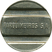Parking Token - Parquimetros S.A. – obverse