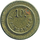 10 Cents - A Consommer – obverse