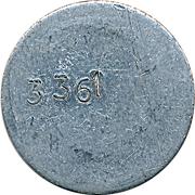 Token - 3361 – reverse