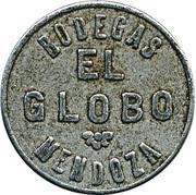 Token - El Globo vineyard – obverse