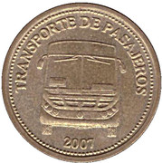 Bus Token - B (Series 1) – reverse
