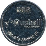 Token - Duchell 003 (Golf Division) – obverse