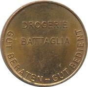 Token - Drogerie Battaglia – obverse