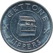Jukebox Token - Gettone Apparecchi Elettrici (Domodossola) – reverse