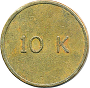 Token - 10 K – reverse