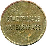 Token - Schweizerische Kreditanstalt – reverse