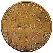 1 ECU (Vaison-la-Romaine) – obverse