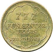 10 Kroner - Fun Center Texas – obverse
