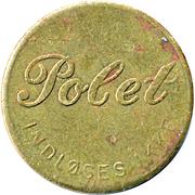 25 Spillemønt - Polet Indløses ikke – obverse